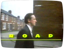 'Road' title screen