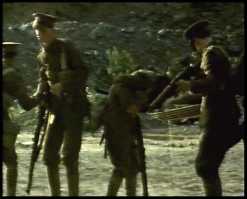 HonkWatch #019: The Monocled Mutineer (ii) - firing squad fusillade