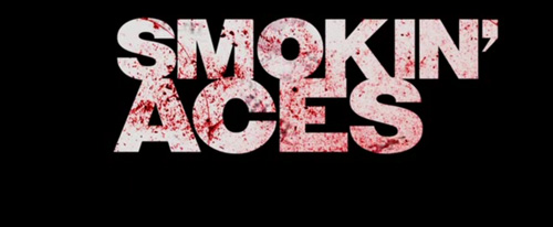 Smokin' Aces title screen