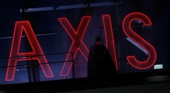 Neon #001: Batman