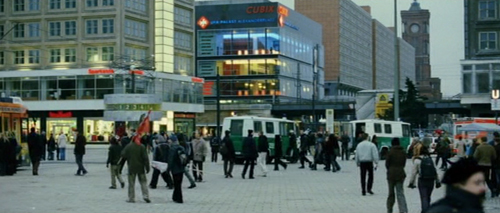 Location³ #003: Alexanderplatz, Berlin (The Bourne Supremacy) (1)
