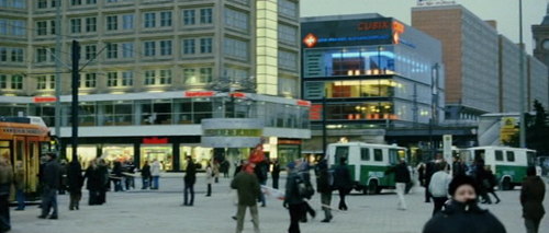 Location³ #003: Alexanderplatz, Berlin (The Bourne Supremacy) (2)